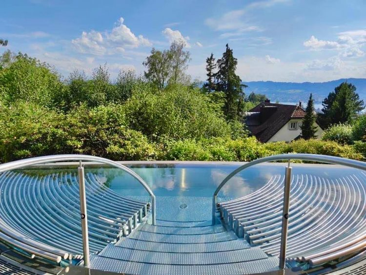Spa at The Dolder Grand Zurich - A perfect Place To Celebrate !