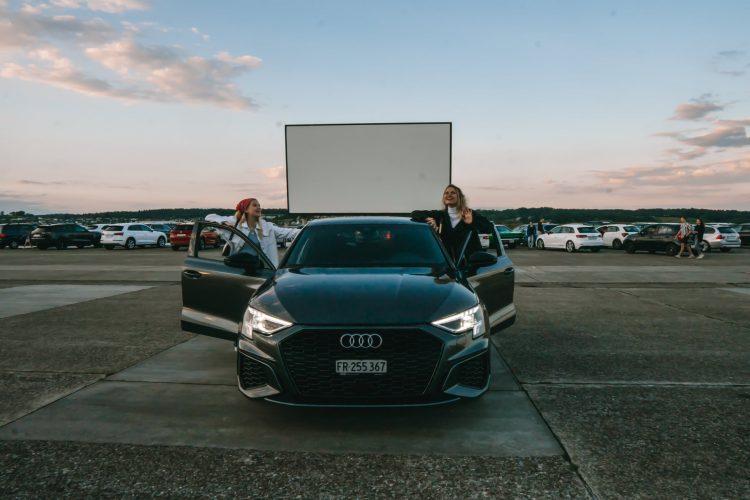 Allianz Drive In Cinema in Dübendorf Zurich