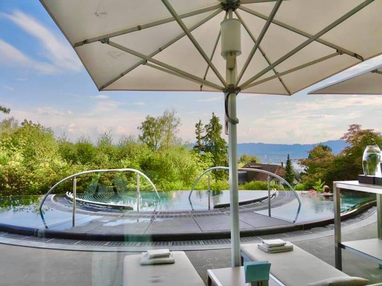 Spa and wellness at the Dolder Grand Zurich