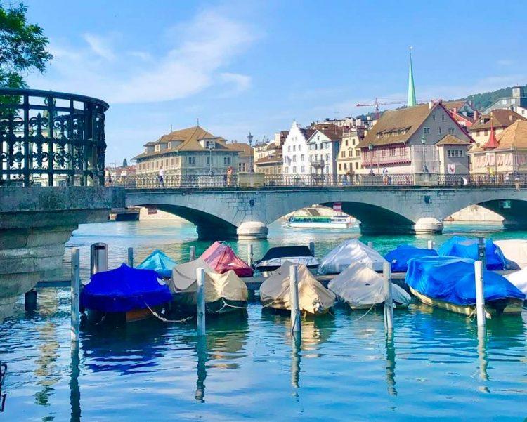 Zurich End of July 2020