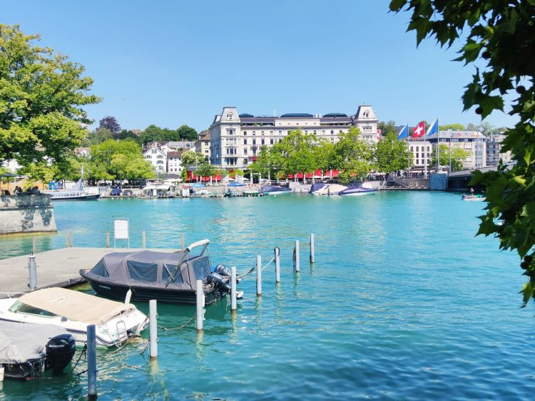 What's On in Zurich Early August 2020