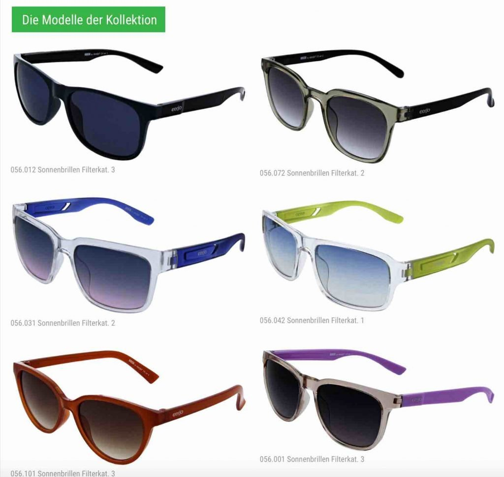 Cerjo Green Collection Sunglasses