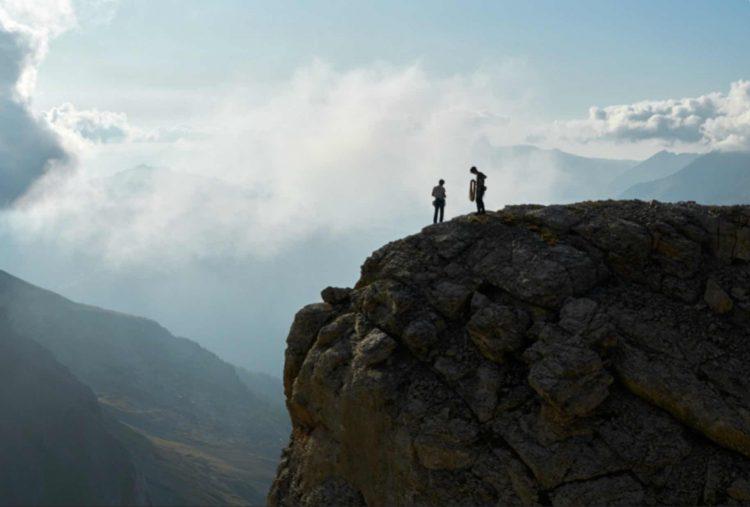 Hiking in the Villars Region of Vaud Switzerland