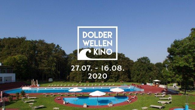 Open Air Cinema in Zurich at the Dolder Wellenkino