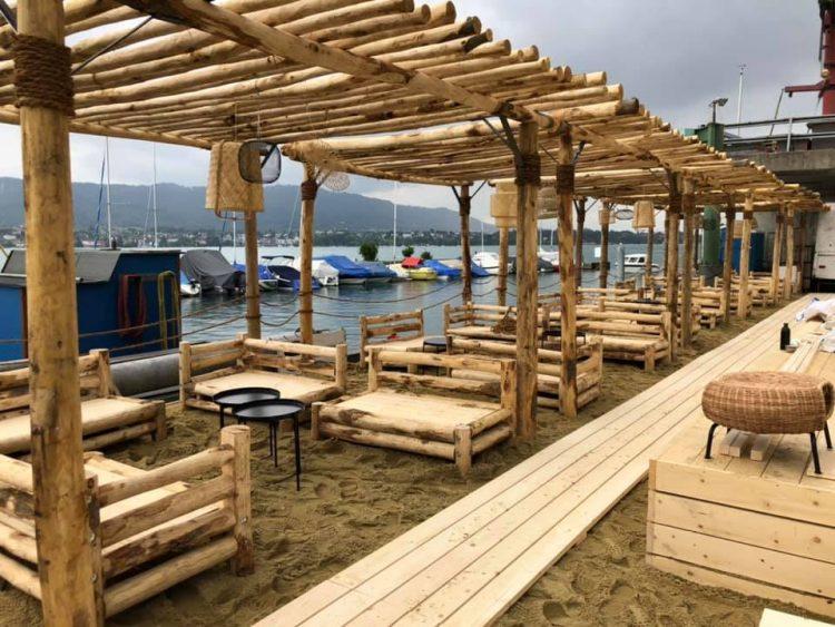 SECRET ISLAND POP UP URBAN BEACH CLUB