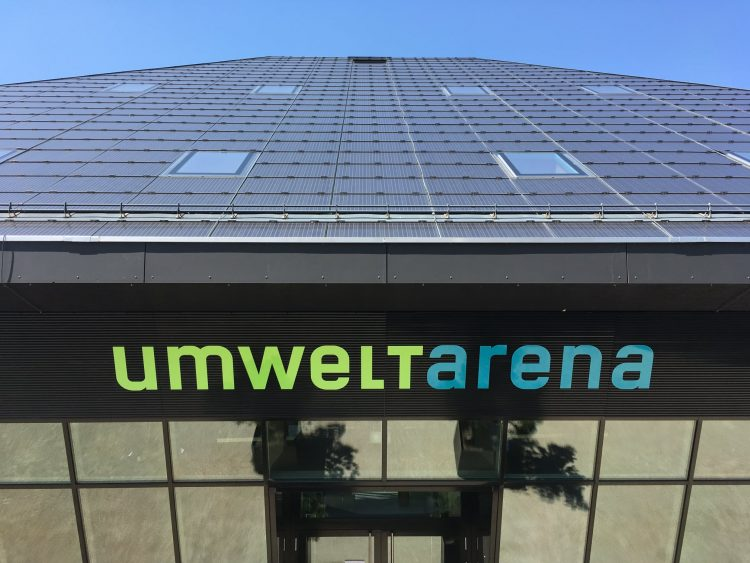 A Trip to the Umweltarena in Zurich