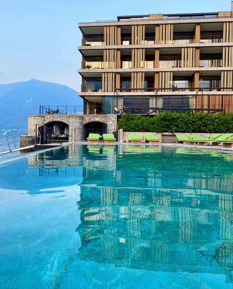 Il Sereno Luxury Design Hotel on Lake Como