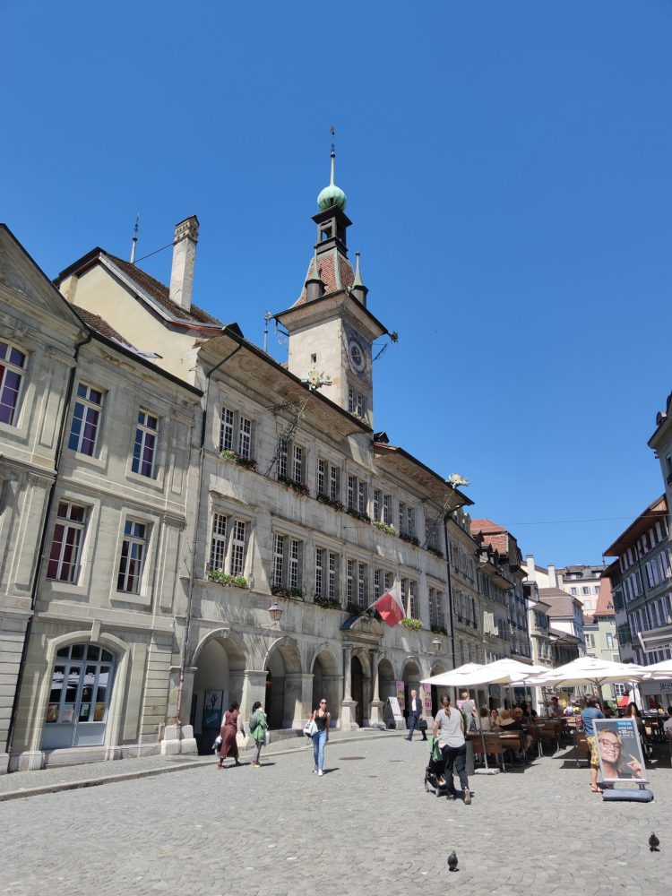 Old Town Lausanne