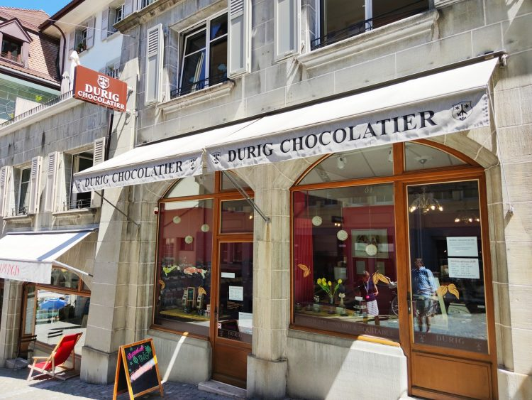 Durig Chocolatier Lausanne