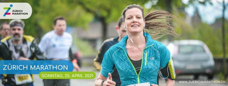 Zurich Marathon 25th April 2021
