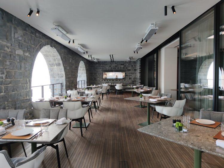 Michelin Star Restaurant Berton Al Lago