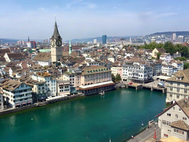 Zurich 2015
