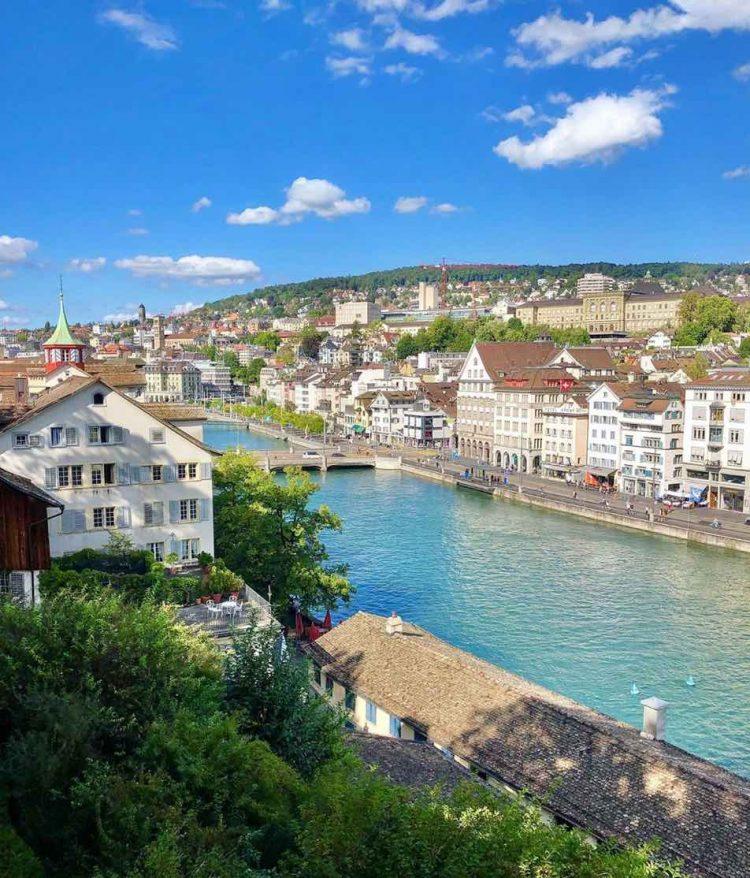 Zurich Late August