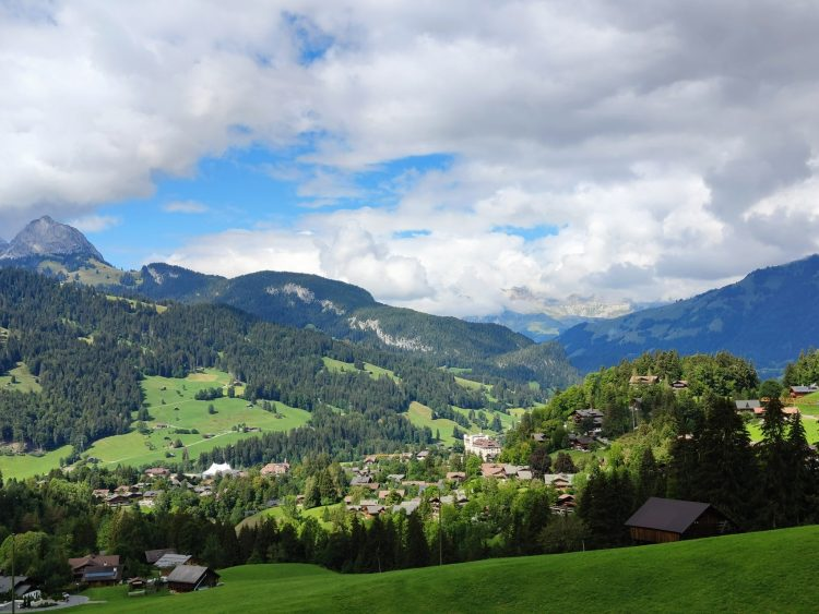 A Visit to The Cheese Grotto in Gstaad
