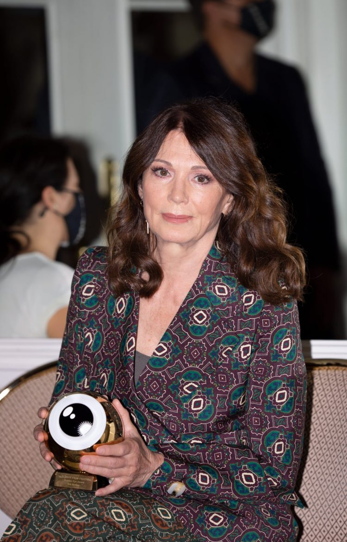 Iris Berben at Zurich Film Festival 2020