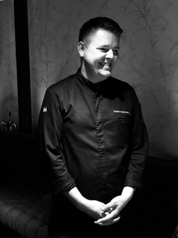 Stefan Heilemann the Widder Restaurant