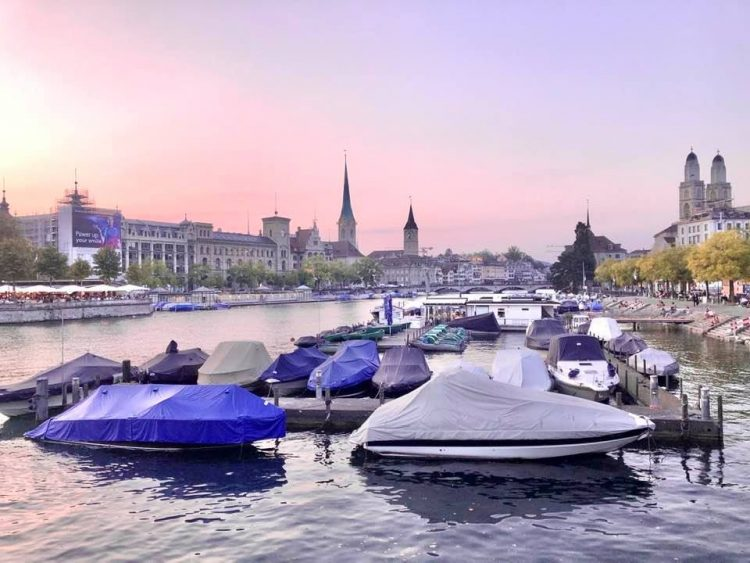 What's On In Zurich Mid September 2020 Onwards