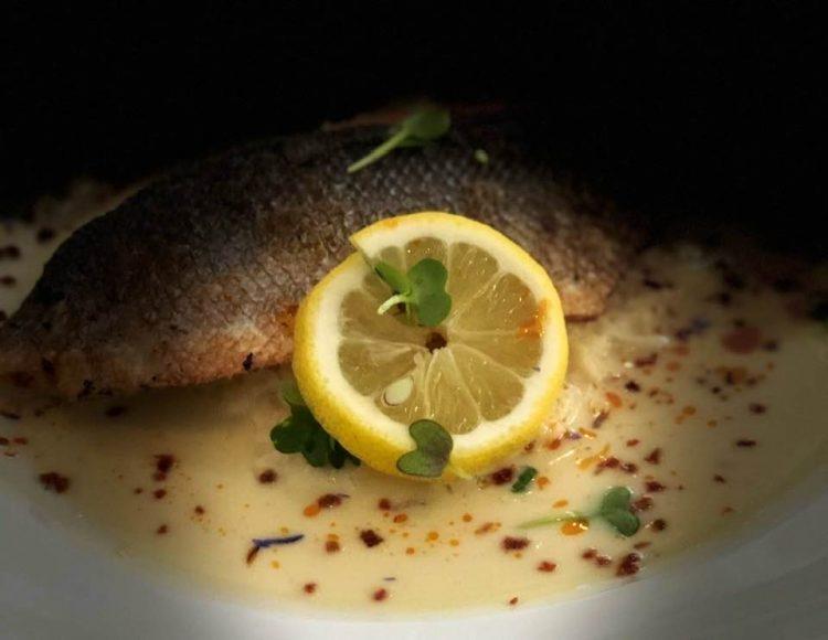A Wonderful Lunch at Restaurant Falken in Küsnacht - fish
