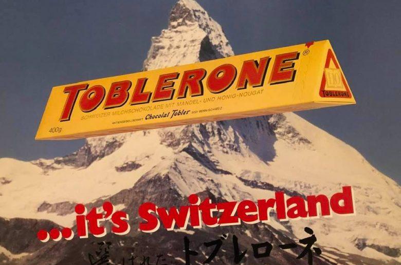 The Suchard Chocolate Poster Exhibition in Neuchâtel