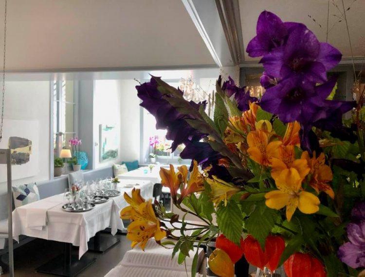 A Wonderful Lunch at Restaurant Falken in Küsnacht