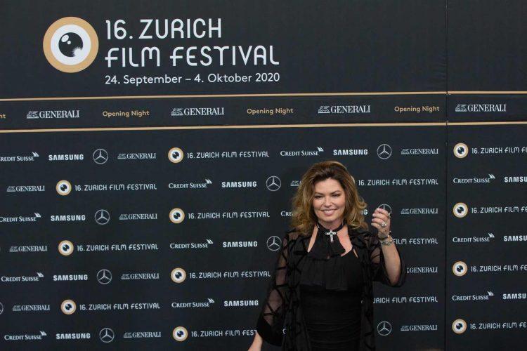 Shania Twain Zurich Film Festival 2020