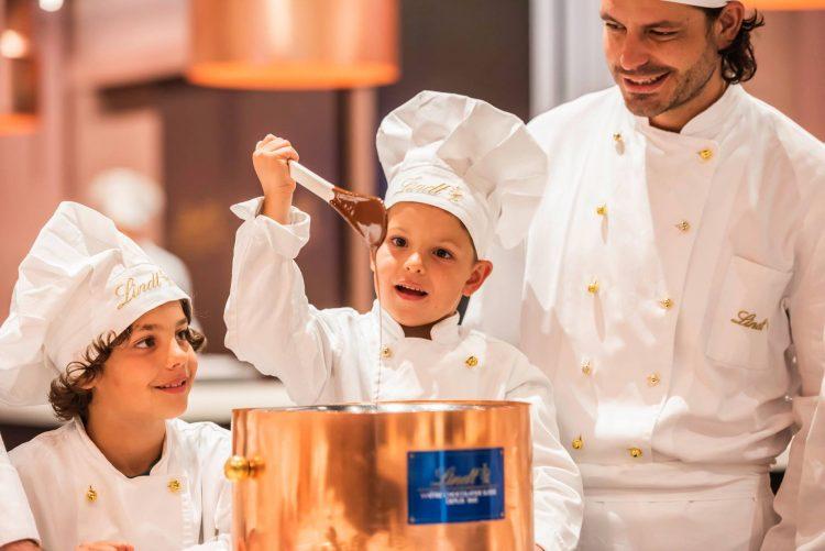 Lindt Chocolate Courses Kilchberg Zurich