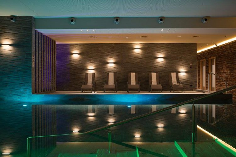 Wellness, Spa and Yoga at Peaks Place Laax