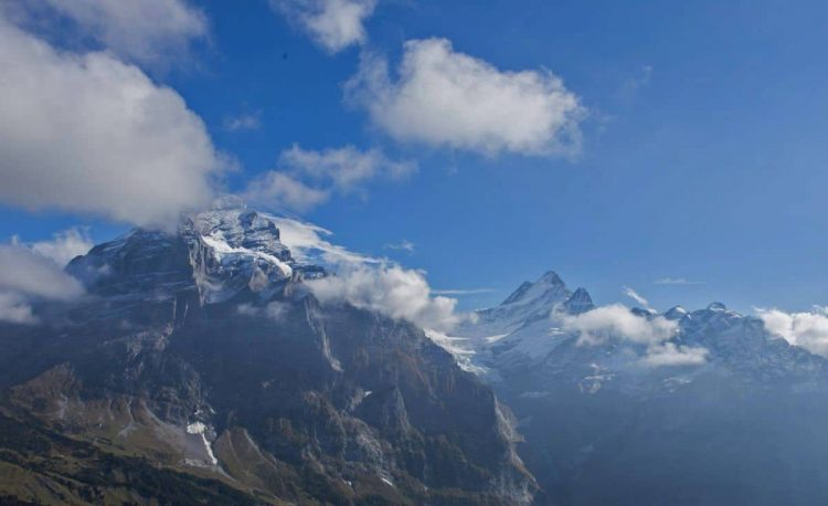 Hiking to Bachalpsee Grindelwald First