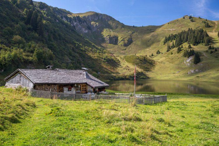 Lac de Bretaye Vaud