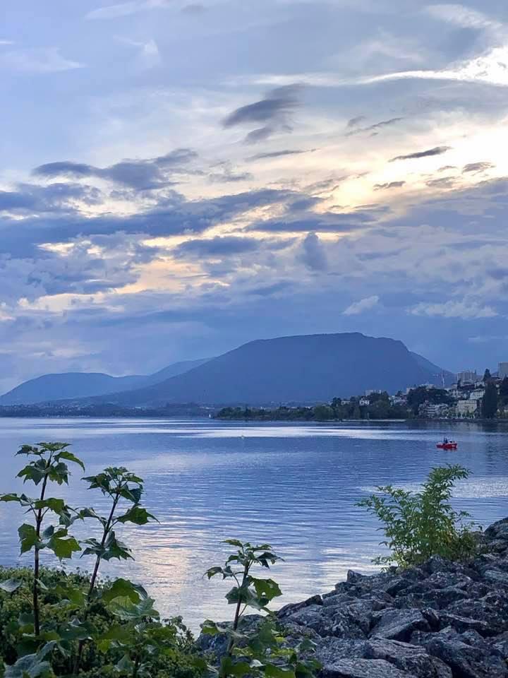 Lake Neuchâtel