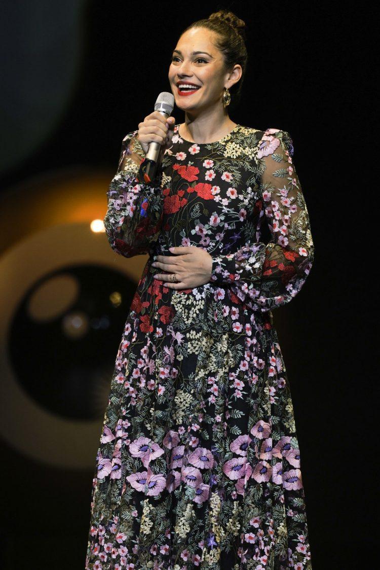 Nilam Farooq at ZFF2020 Awards Night