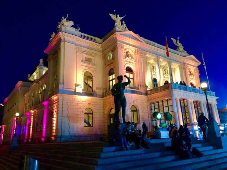 Zurich Opera House ZFF Awards Night