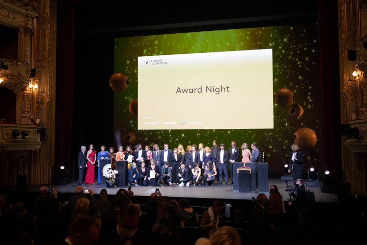 ZFF2020 Awards Night Zurich