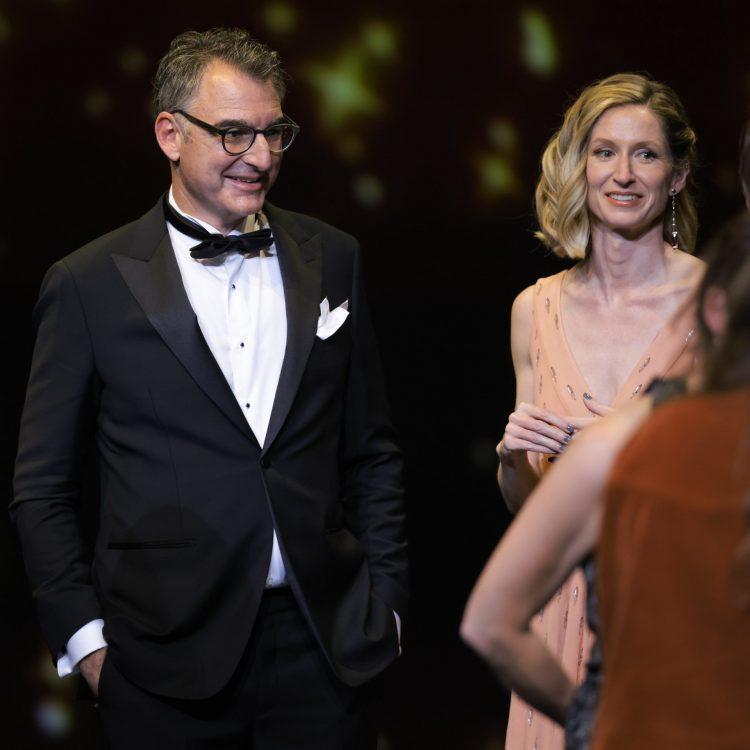 Christian Jungen and Elke Mayer ZFF Directors