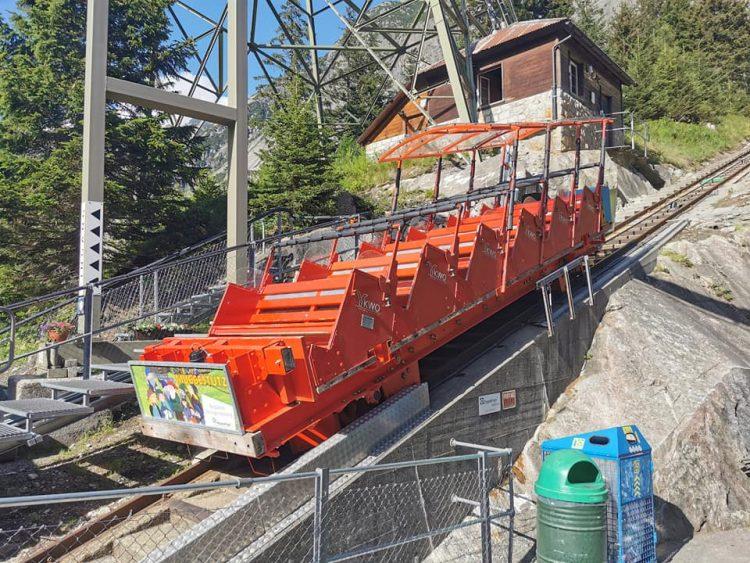 The Gelmerbahn Grimselwelt