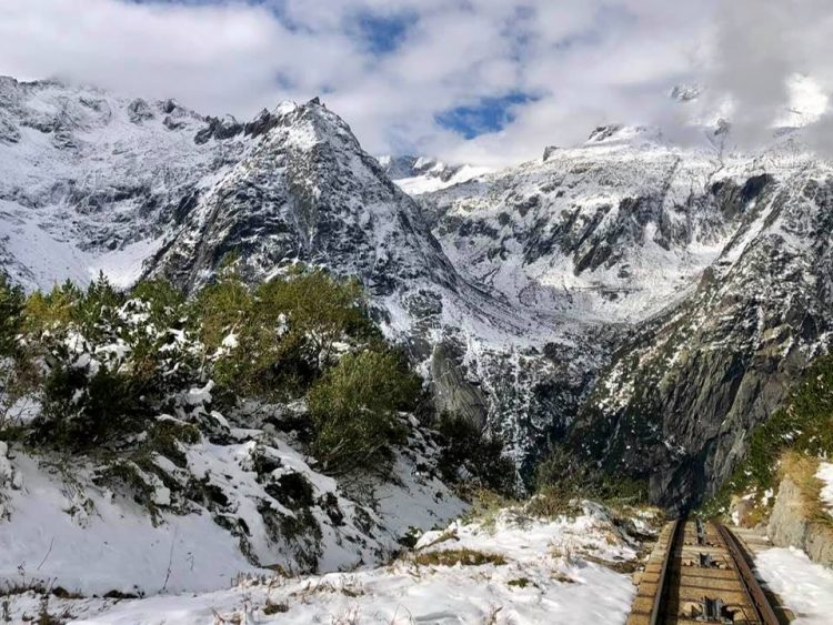 "Adventure on the Gelmerbahn - the ""Alpine Rollercoaster"" in Grimselwelt"