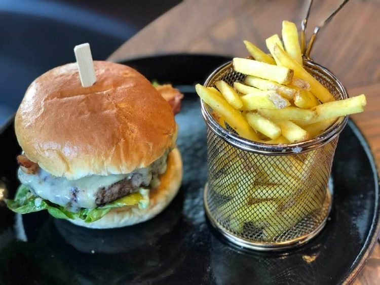 Lunch at L'Amant Brasserie & Bar Sihlcity