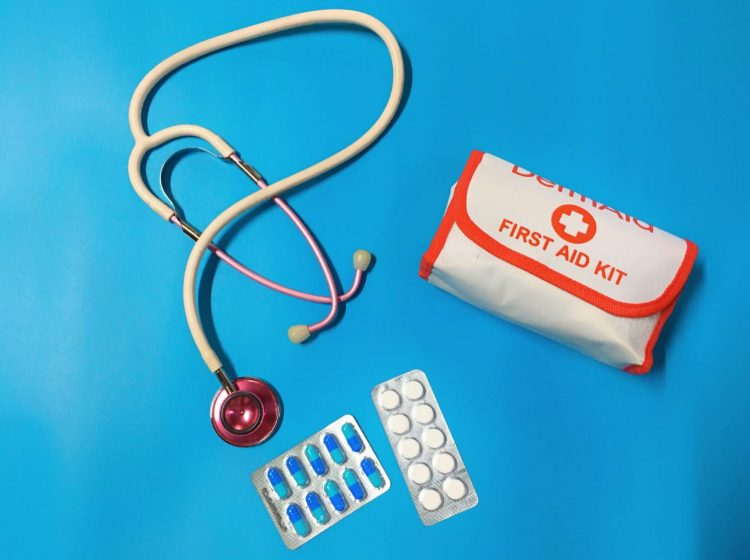 What You Need For A First Aid Kit at Home