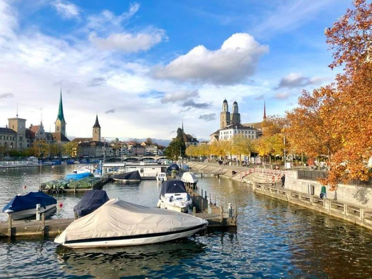 What's On In Zurich Early November 2020