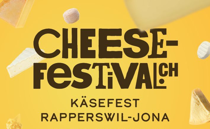 The Cheese Festival in Rapperswil-Jona