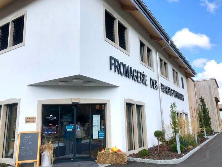 Fromagerie for Tete de Moines Le Noirmont