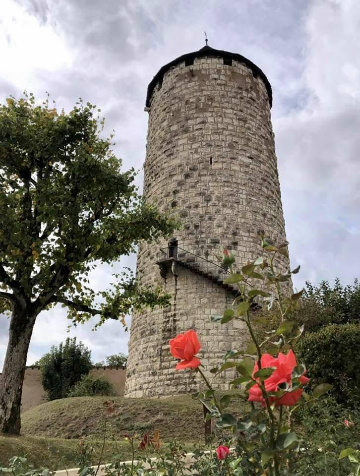 Exploring Porrentruy in the Jura 3 Lakes Region