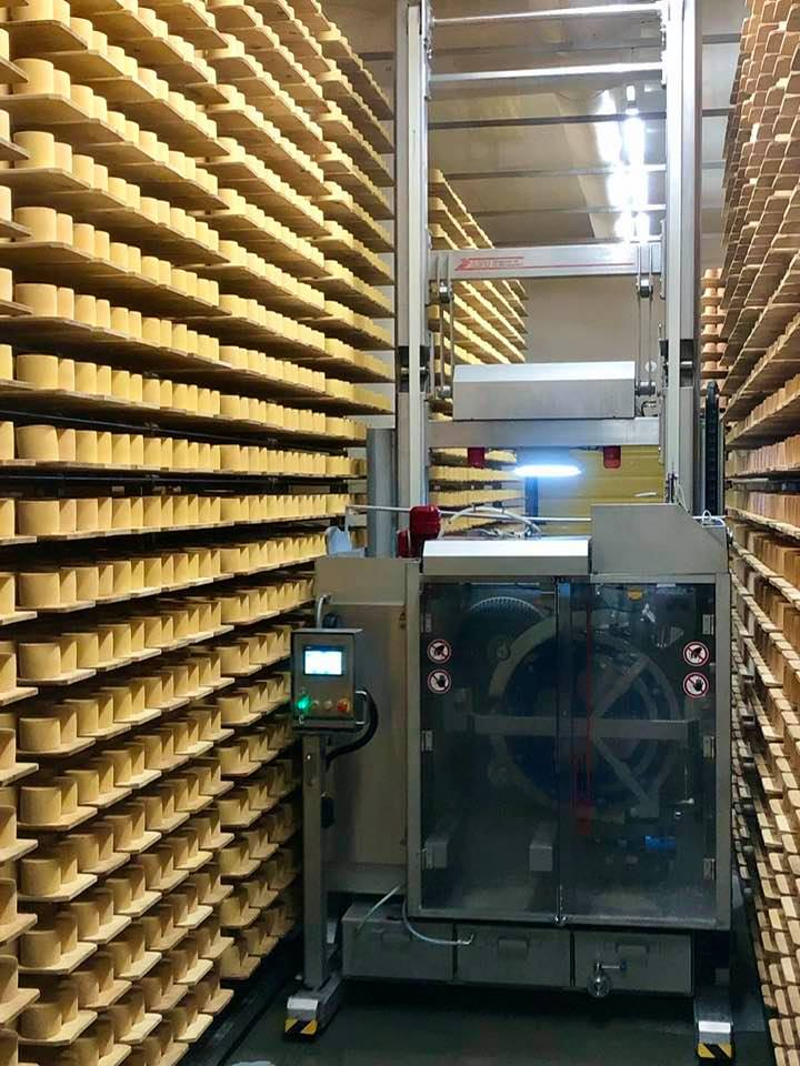 Fromagerie at Le Noirmont Switzerland