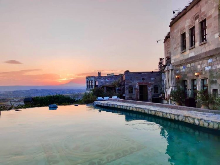 Museum Hotel Cappadocia Turkey - A Luxury Cave Hotel