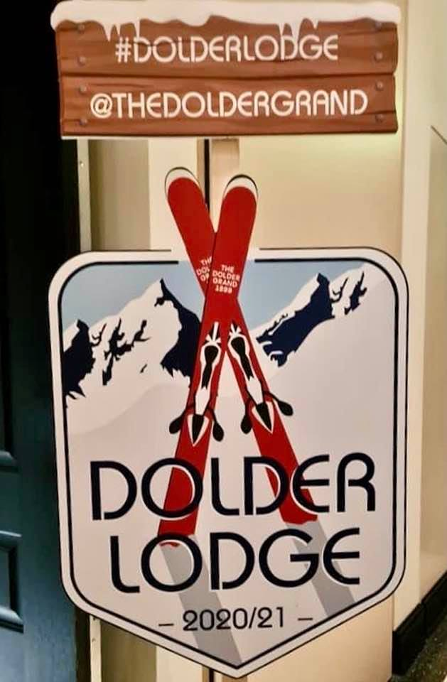Fondue Fun at the DOLDER LODGE at The Dolder Grand