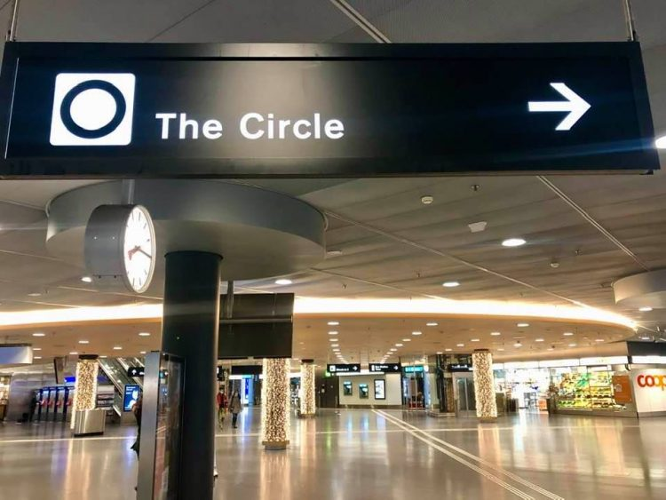 The Circle Business and Shopping Complex at Zurich Airport