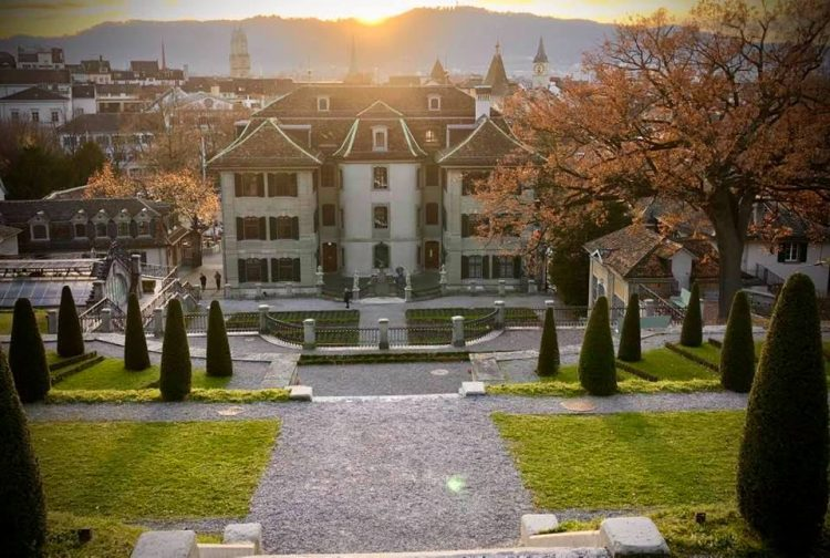 Beautiful Parks in Zurich To Visit - Rechberg Park
