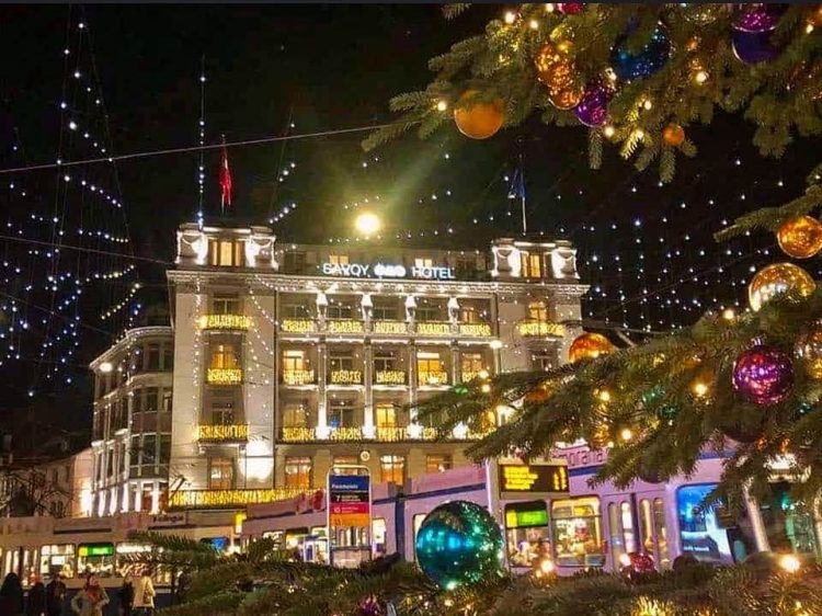 Top Things To Do at ChristmasIn Zurich 2020