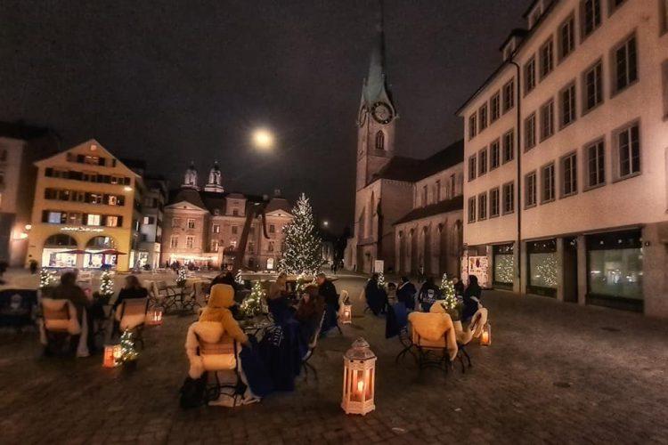 münsterhof Zurich