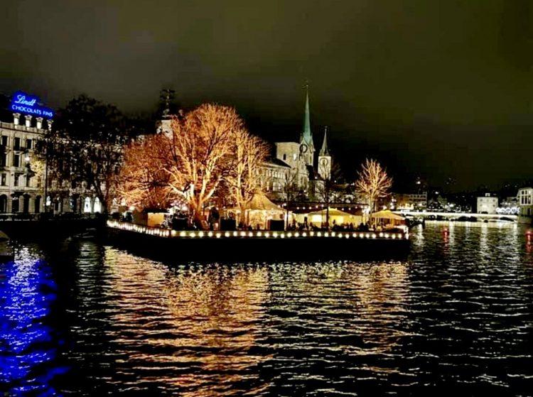 Weihnachtsinsel Zurich